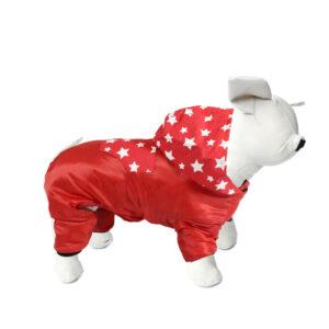 Zimski skafander za pse